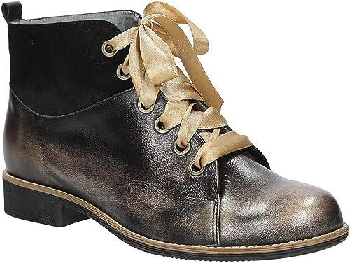 Maciejka Damen Stiefel Stiefel mit Bogen   Echtleder Echtleder Echtleder Schuhe  niedrige Preise