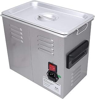 3.2L ultrasone reiniger wasmachine 230T voor sieraden(European plug 200-240V, pink)