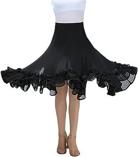 Elegant Ballroom Dance Latin Dance Skirt for Women