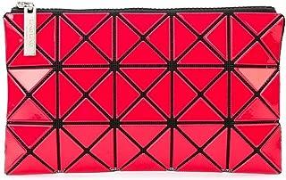 Luxury Fashion   Bao Bao Issey Miyake Womens BB88AG7912425 Red Clutch   Fall Winter 19