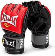Everlast 7778BLXL Pro Style Grappling Gloves - L