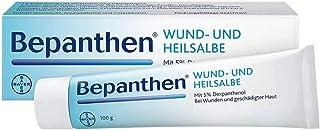Bepanthen Wund- und Heilsalbe 100 g de ungüento