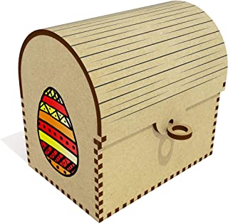 Azeeda  Easter Egg  Treasure Chest Jewellery Box  TC00041265