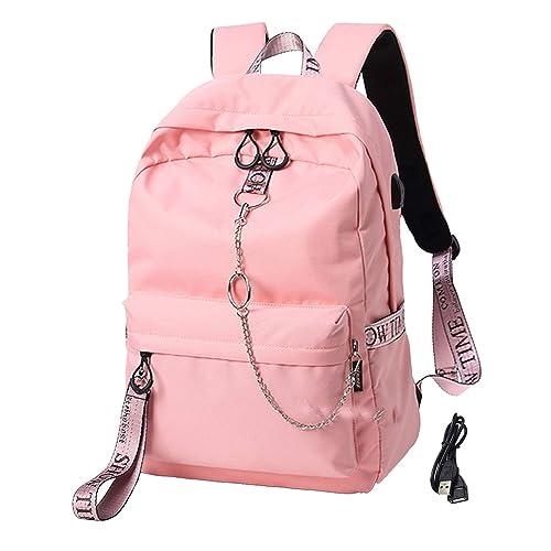 139961ab26 El-fmly Fashion Backpack with USB Port