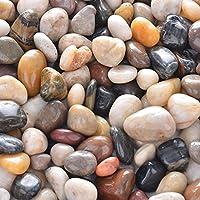 Natural Decorative Polished Mixed Pebbles