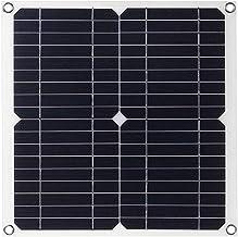 Baalaa High Efficiency Solar Panel Portable 100W12V5V Mobile Phone QC3.0, Flexible Solar Panel Car Outdoor Emergency Charging
