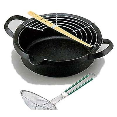天ぷら鍋は代用で満足?買ってよかったと思える揚げ物鍋を紹介