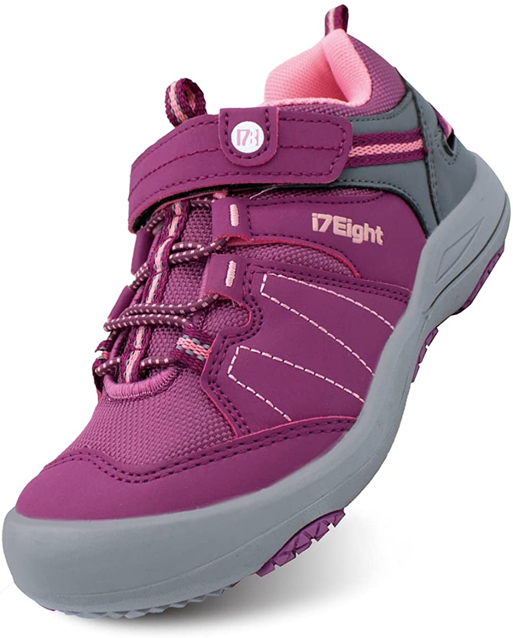 i78 Low Top Kids Boys Mesa Topics on TV Mall Girls Sport Shoes Breathable Hiking Synthe