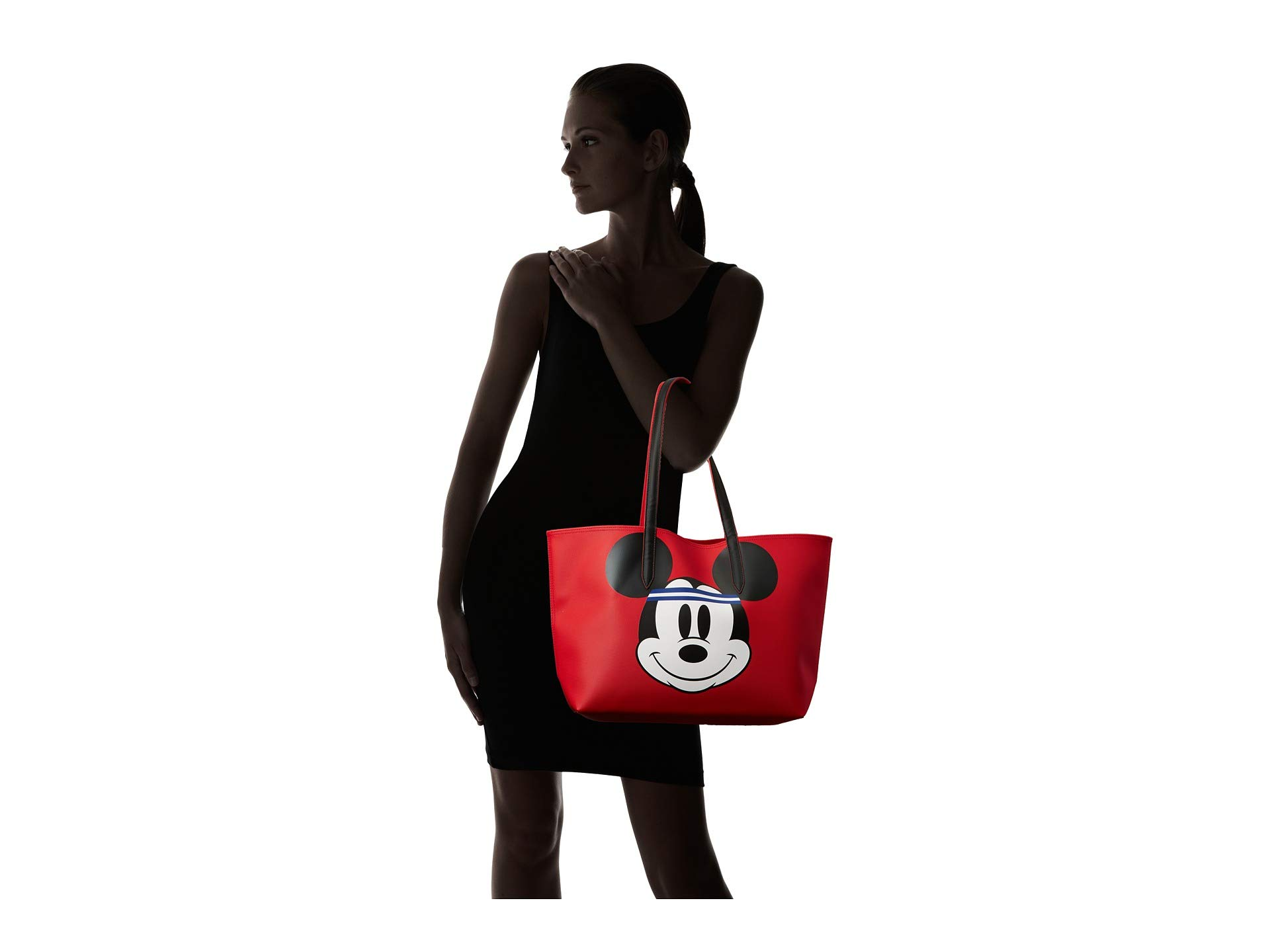 Mickey Mickey Shopping Mickey Red Lacoste Shopping Bag Shopping Bag Lacoste Lacoste Red Lacoste Bag Red nwqpzHqOx