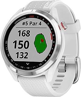 Garmin Approach® S42 zilver met witte armband nummer 010-02572-01