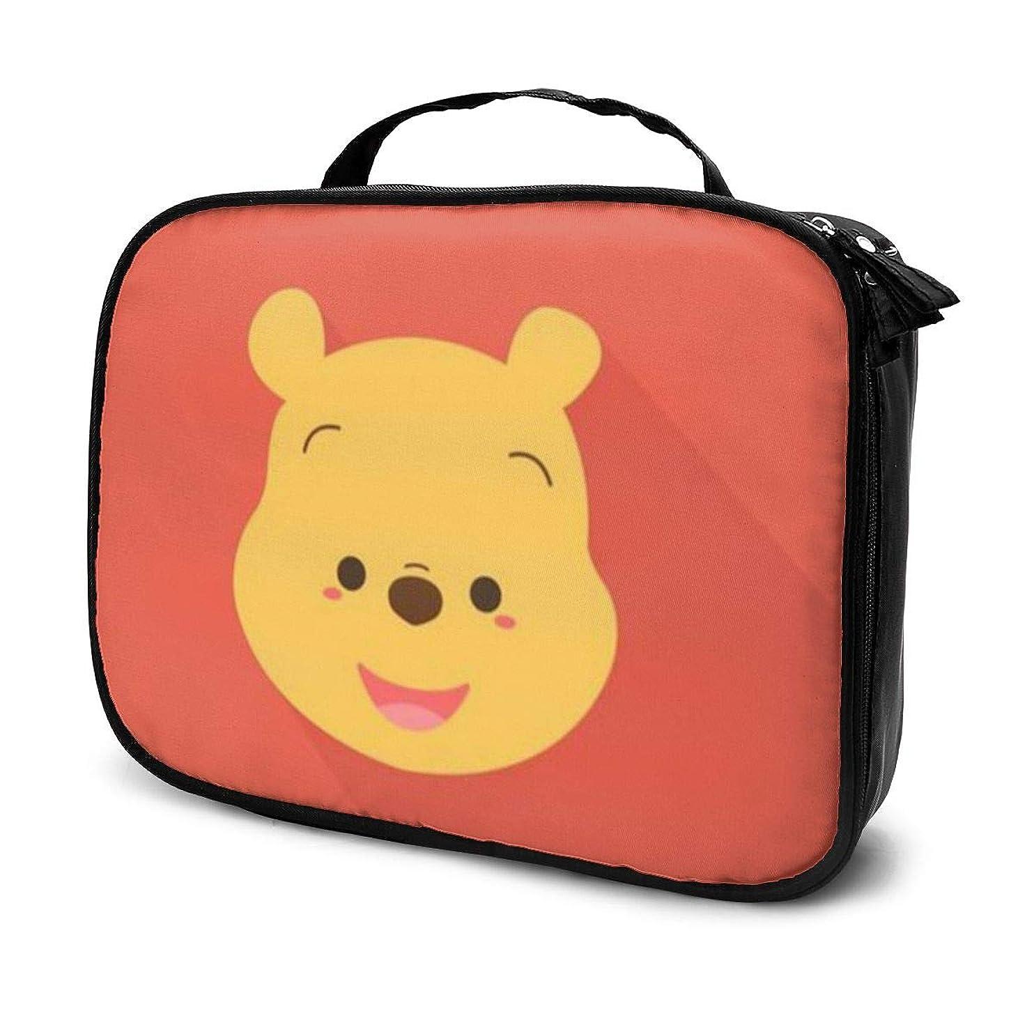 礼拝びっくりした最少Daituウィニー 化粧品袋の女性旅行バッグ収納大容量防水アクセサリー旅行