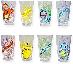 Best pokemon drinking glasses Reviews