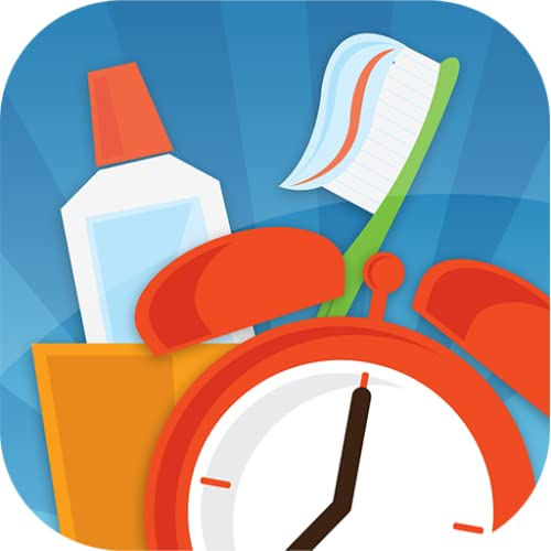Chores: Happy Kids Timer – Morning & Evening Routines 2020 - Best Back to School Visual Countdown Timer for children