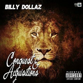 Conquest & Acquisitions - EP