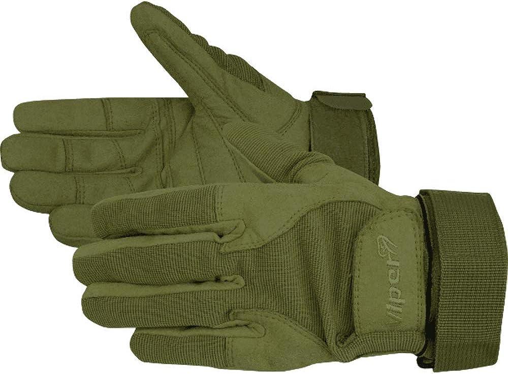 Viper Men's SO Gloves Olive Green