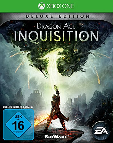 Dragon Age: Inquisition - Deluxe Edition (exklusiv bei Amazon.de)