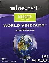 California Moscato One Gallon Wine Ingredient Kit