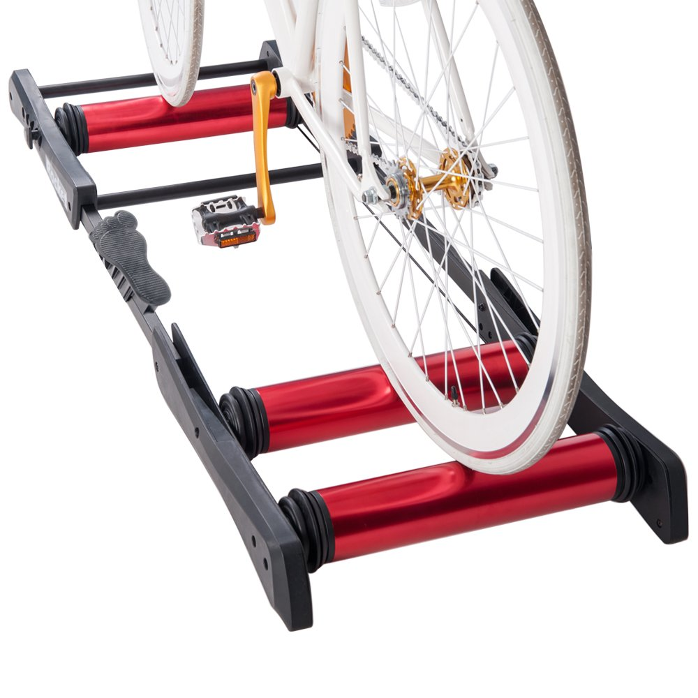 Rocket Bunny Rodillo magnético turbo para entrenar con bicicleta ...