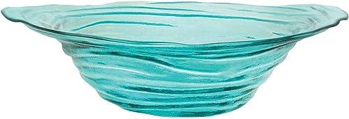 discount ELK Lighting 308611 Decorative high quality Bowl, online Basic Turquoise outlet online sale