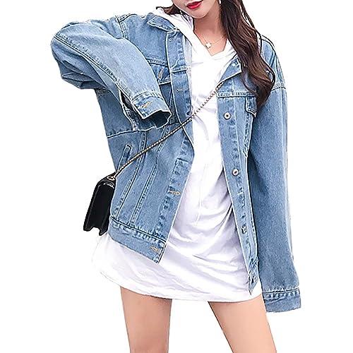 d2518f25c Oversized Denim Jacket: Amazon.com