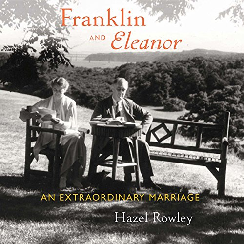 Franklin and Eleanor audiobook cover art