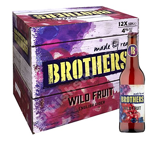 Brothers Widfrucht Cider 12x500ml