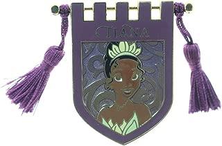 Disney Princess Tapestry Tiana Pin