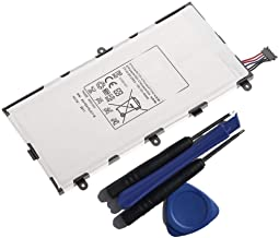 Fully Bran New Replacement Compatible with Samsung LT02 Battery T4000E Galaxy Tab 3 SM-T217A SM-T217S T217 T217S Tablet - 3.7V 4000mAh with Tools