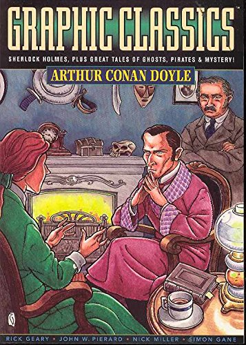 Graphic Classics, Vol. 2: Arthur Conan Doyle, Second Edition (Graphic...