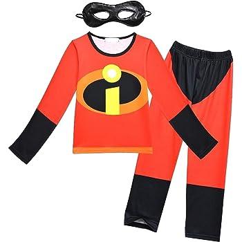 Disfraz infantil increíble superhéroes altura carnaval 100/110 cm ...