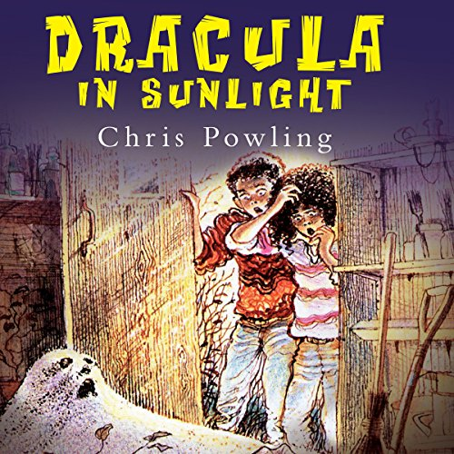 Dracula in Sunlight audiobook cover art
