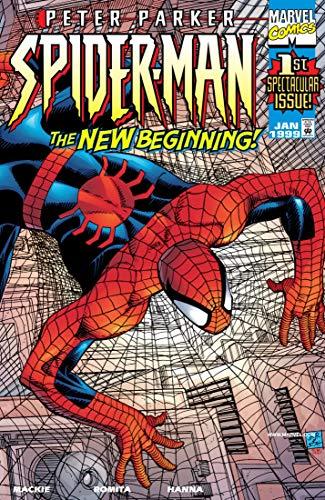 Peter Parker: Vol 1 Superheroes Avenger Team Spider-Man Comics Books For Kids, Boys , Girls , Fans , Adults