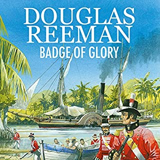 Badge of Glory audiobook cover art