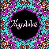 Mandalas: Libro para colorear para adultos sobre el tema mandalas y calaveras de azúcar - Colorear antiestrés y relajación para adultos - 49 mandalas para colorear - Regalos para adultos