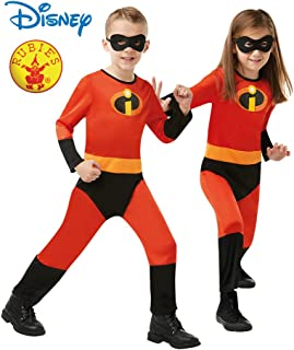 Rubie's The Incredibles 2 Costume, Child, Size 6-8