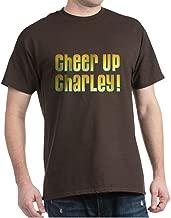 CafePress Willy Wonka's Cheer Up Charley Cotton T-Shirt