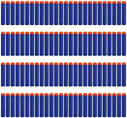 StillCool Fléchettes Nerf, 7.2cm Fléchettes Mousse Recharge de Fléchettes pour Nerf Elite Compatible avec Le Jouet All Guns Nerf