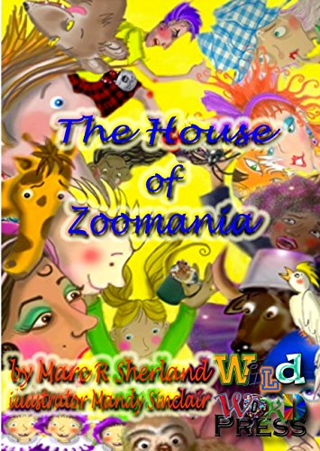 The House of Zoomania (English Edition)
