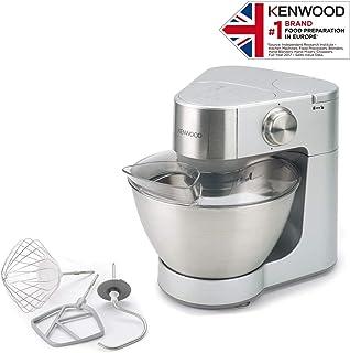 Kenwood KM240SI Prospero Stand 900 W Mixer 4.6 L, 0W20010012, Silver, 1 Year Brand Warranty