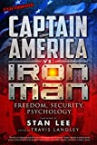 Image of Captain America vs. Iron Man: Freedom, Security, Psychology (Popular Culture Psychology)