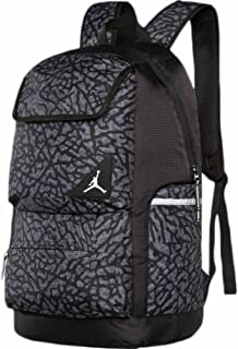 Youth Boys Playoff Backpack Black/Grey