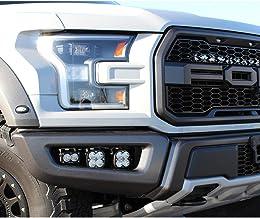 product image for Baja Designs 2017-2018 Ford F-150 Raptor Fog Pocket Kit Sportsmen 447564