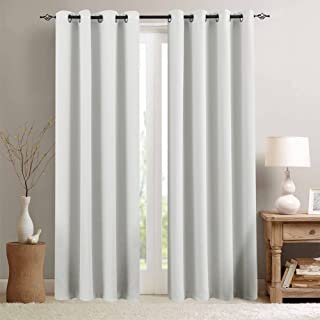 Moderate Blackout Curtains for Bedroom Room Darkening...