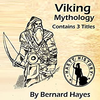 Viking Mythology: 3-in-1 Combo audiobook cover art
