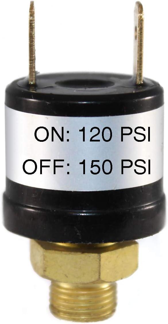 COMPSTUDIO 1 PC 120-150 Sales PSI Pressure Control Compressor Swit Air 2021 model