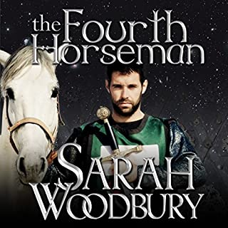 The Fourth Horseman audiobook cover art