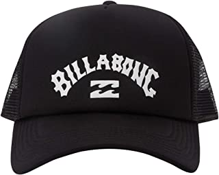Billabong Podium Trucker Hat Black One Size Size