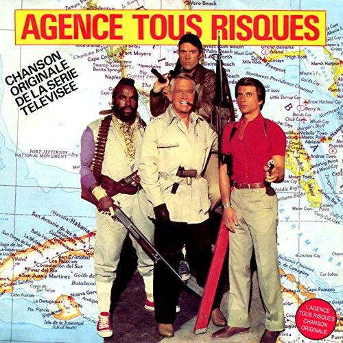 Agence tous risques (Générique original de la série télévisée) - Single