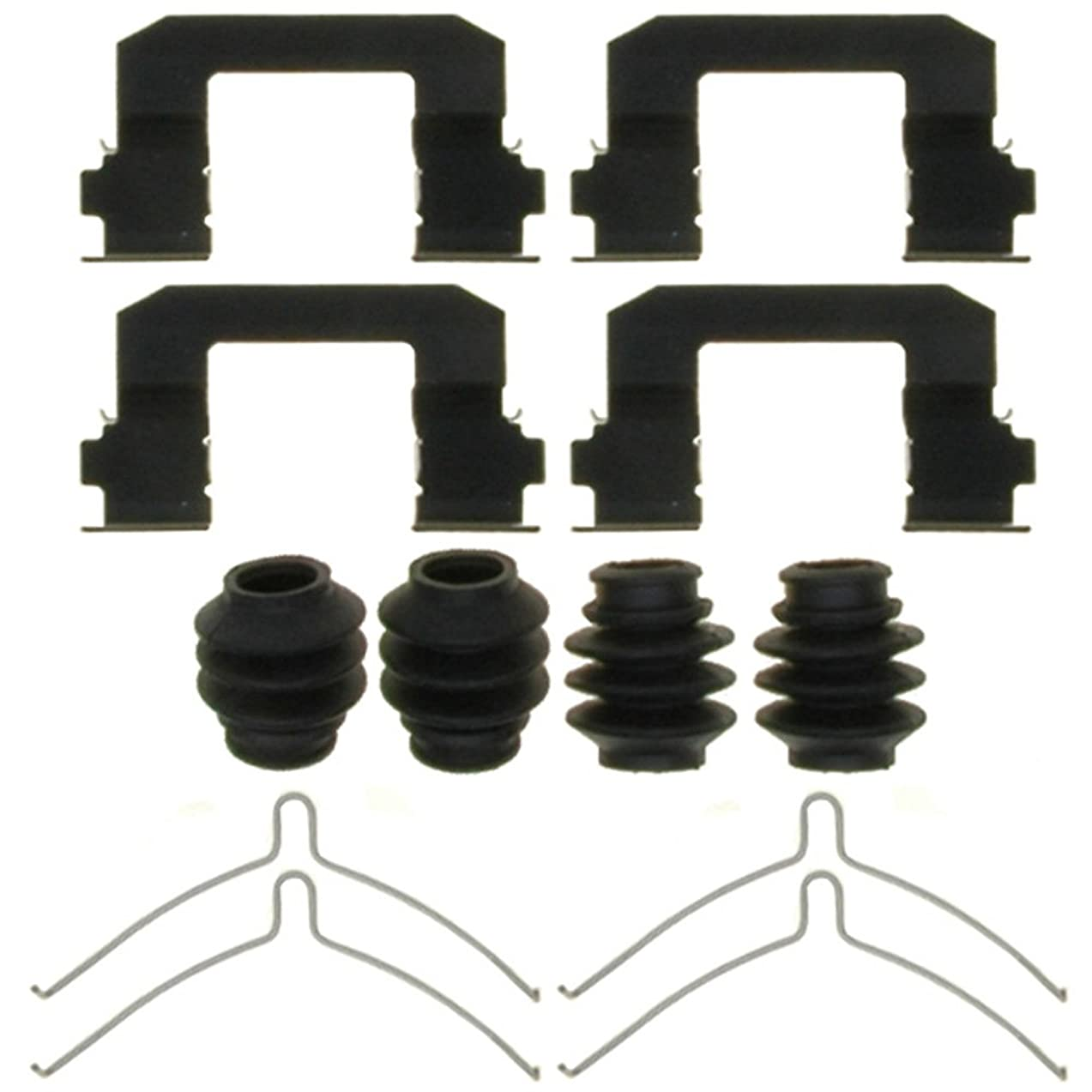 Raybestos H18136A Professional Grade Disc Brake Caliper Hardware Kit