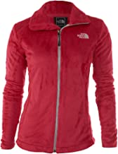 The North Face Womens Osito 2 Jacket, Rose Red, X-Large